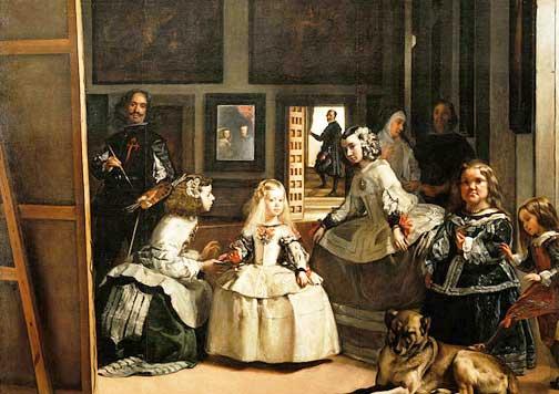 As Meninas de Velazquez
