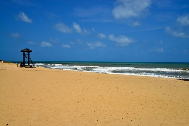 A Praia de Baixio