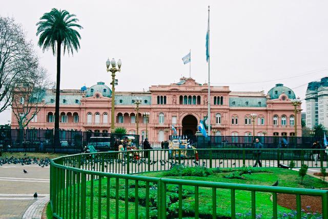 A Casa Rosada