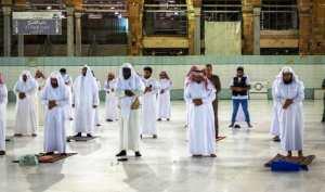 Mekkah Siap Jalankan Ibadah Haji 1441 H