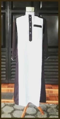 Grosir jubah putih