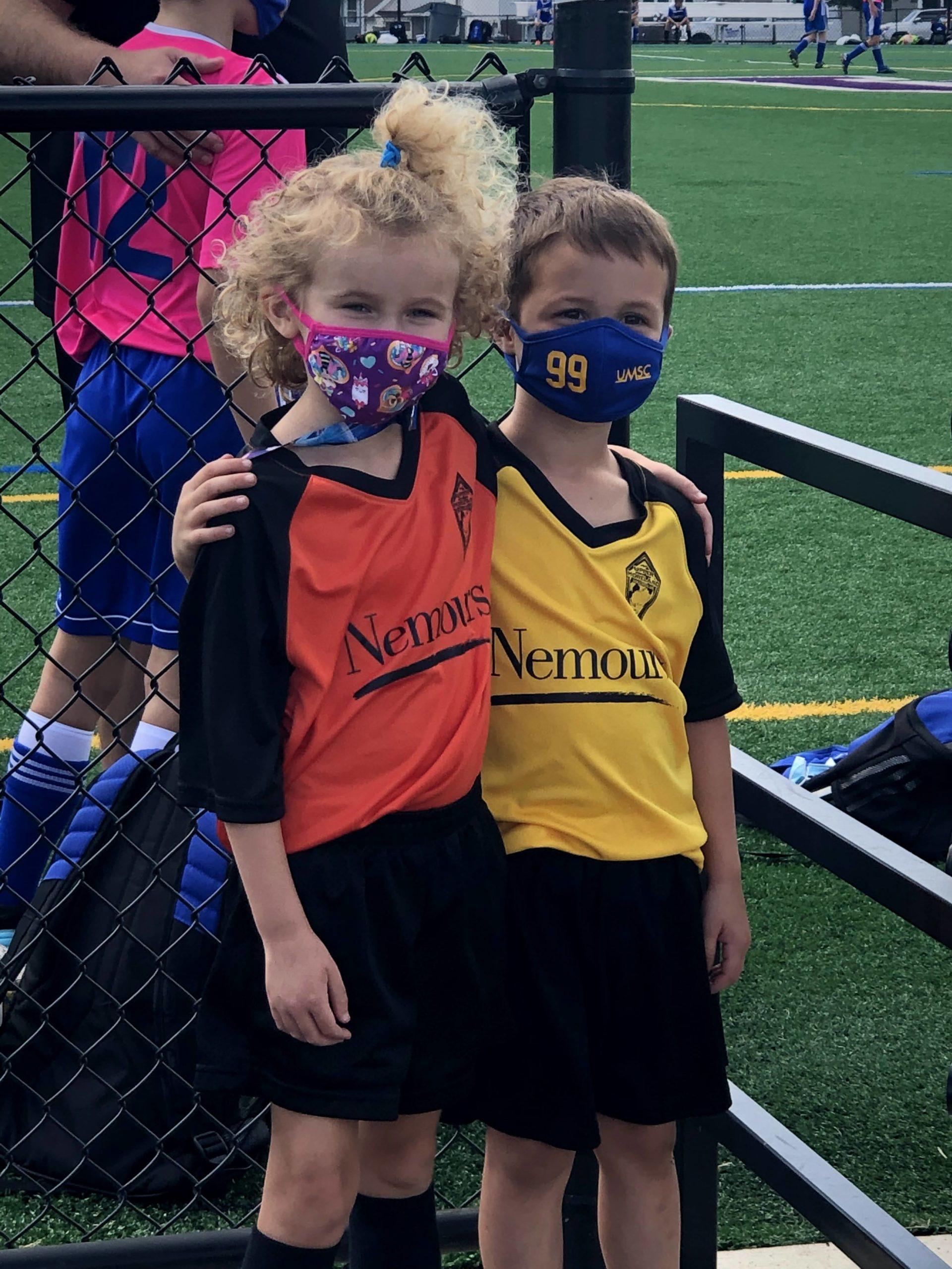 Soccer Friends