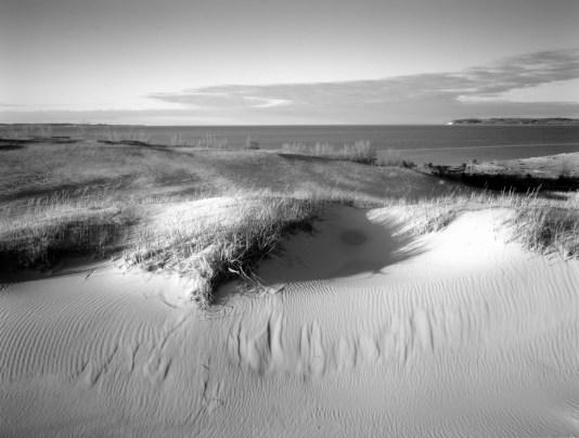 Sand dunes, Glen Haven, 2005