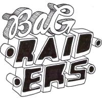 saturday nite with… BAG RAIDERS