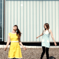 FIRST AID KIT – THE BIG BLACK AND THE BLUE (Acoustic/Folk/Pop – Sweden)