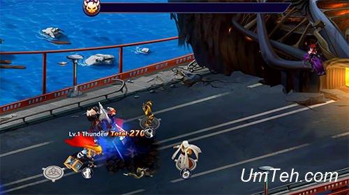 Скачать Thor: Infinite defense на Андроид бесплатно. APK ...