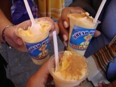 Queso helado em Arequipa