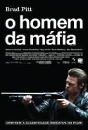 """O Homem da Máfia"" - poster Brasil"