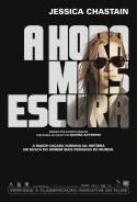 """""""A Hora Mais Escura"""" - poster nacional"""