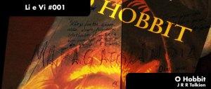 """O Hobbit"" – JRR Tolkien"