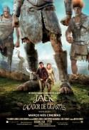 """""""Jack - Caçador de Gigantes"""" - poster Brasil"""