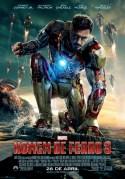 """Homem de Ferro 3"" - Poster brasileiro"