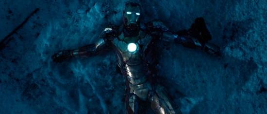 """""""Homem de Ferro 3"""" - No gelo"""
