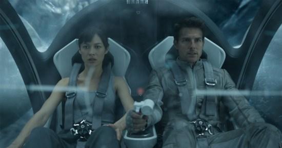 Oblivion: Julia e Jack