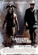 O Cavaleiro Solitário (The Lone Ranger, 2013, EUA) [Crítica]