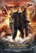 """""""Percy Jackson e o Mar de Monstros"""" - poster brasileiro"""