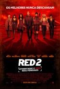 """""""Red 2"""" - poster brasileiro"""