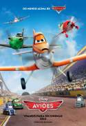 Aviões - Poster brasileiro