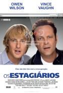 Os Estagiários - poster brasileiro