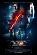 Ender's Game - O Jogo do Exterminador   poster Brasil
