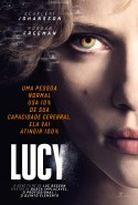 Lucy | Pôster Brasil