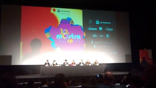 38ª Mostra Internacional de Cinema de São Paulo