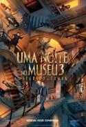 Uma Noite no Museu 3: O Segredo da Tumba | Pôster brasileiro