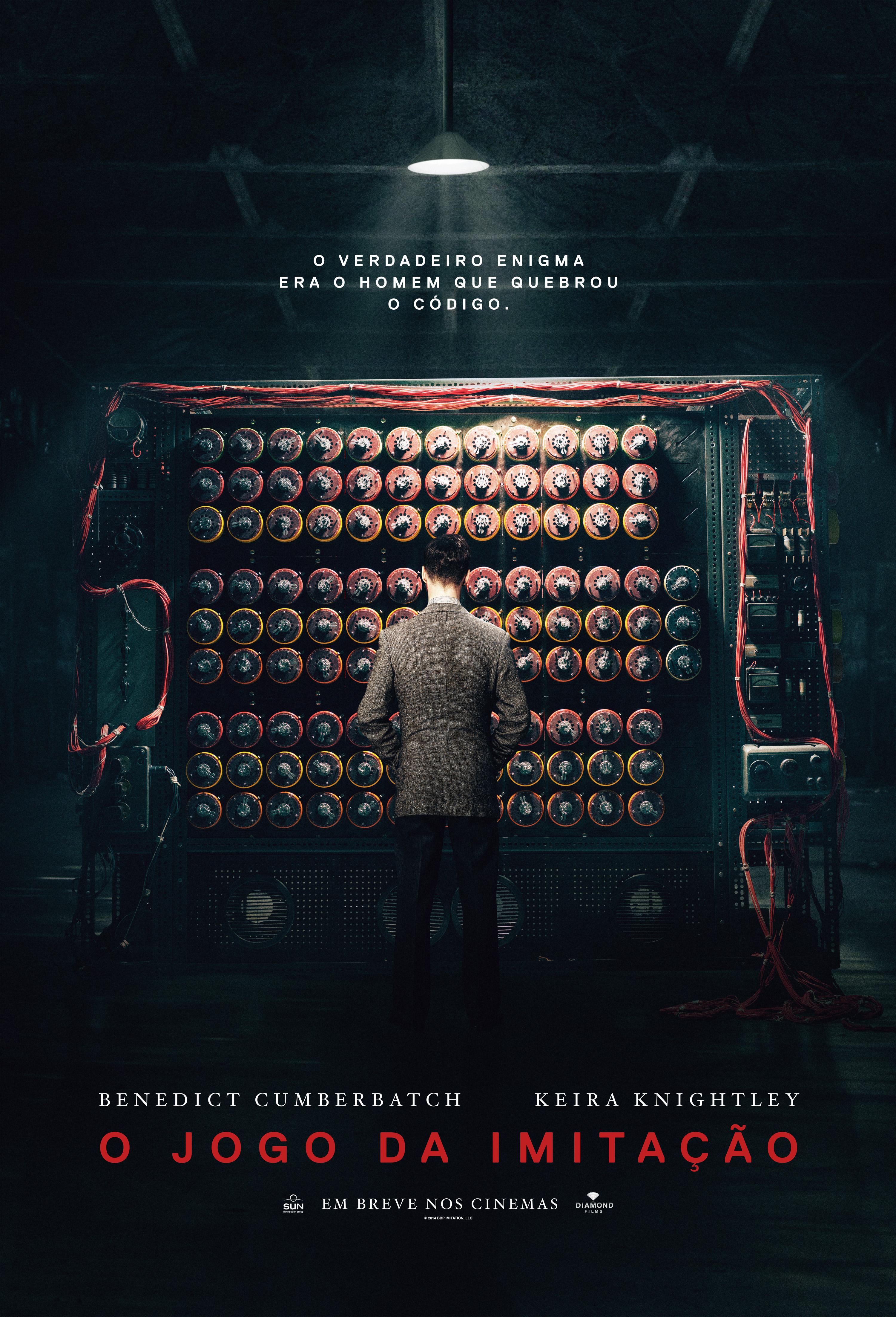 Poster do filme O Jogo da Imitação