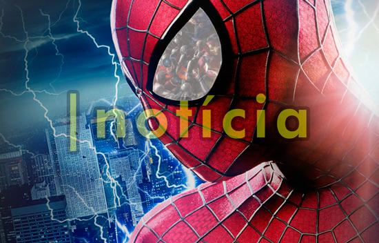 Homem-Aranha estará nos filmes da Marvel!