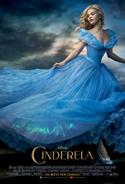 Cinderela | Crítica | Cinderella, 2015, Reino Unido-EUA