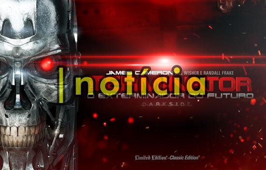 Darkside Books lança O Exterminador do Futuro