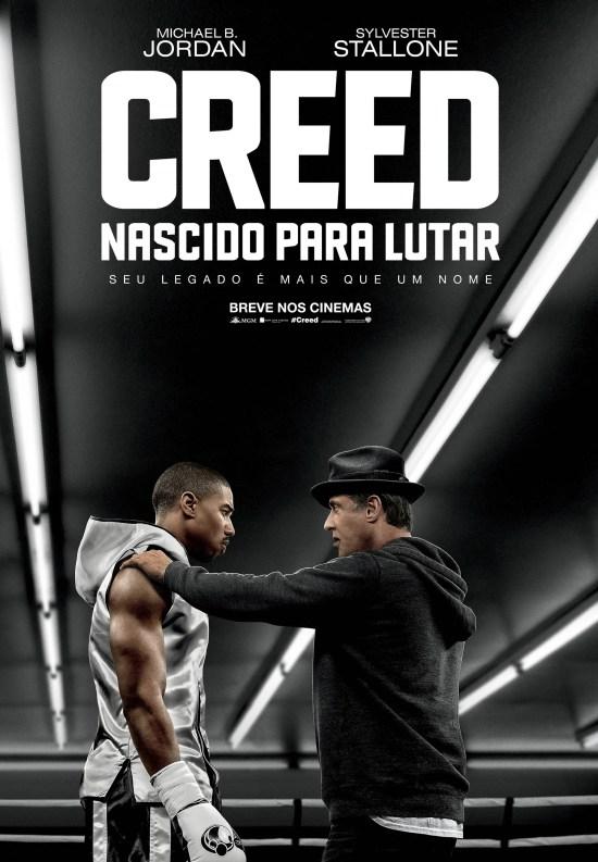 Creed: Nascido Para Lutar | Pôster brasileiro