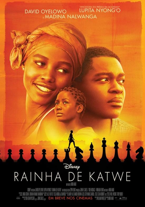 Rainha de Katwe | Cartaz