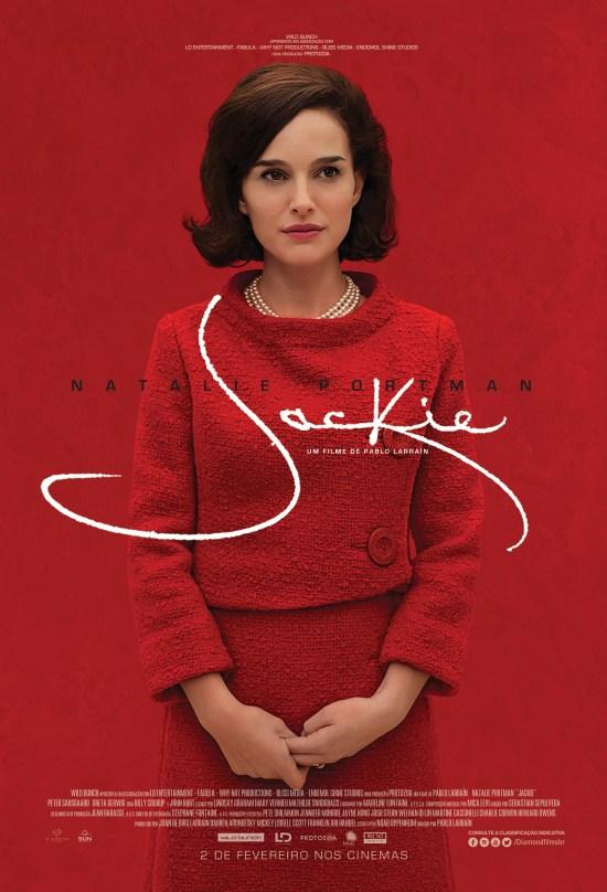 Jackie | Cartaz brasileiro