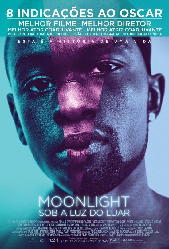 Moonlight: Sob a Luz do Luar | Pôster