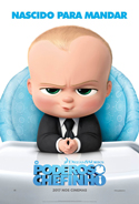 O Poderoso Chefinho | Crítica | The Boss Baby, 2017, EUA