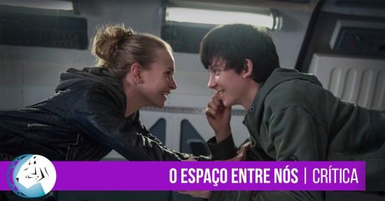 O Espaço Entre Nós (2017) | Crítica