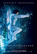 A Vigilante do Amanhã: Ghost in the Shell | Crítica | Ghost in the Shell, EUA, 2017