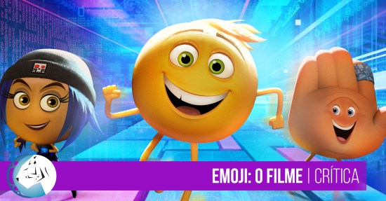 Emoji: O Filme (The Emoji Movie) | Crítica