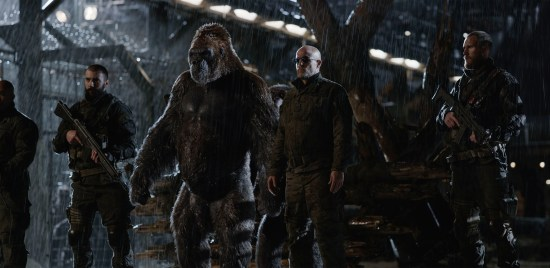 Planeta Macacos: A Guerra (War for the Planet of the Apes) | Imagens (5)