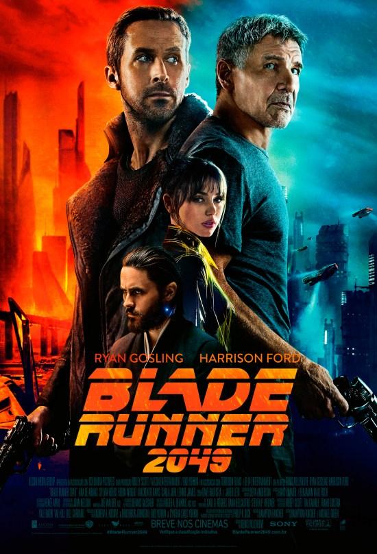 Blade Runner 2049 | Cartaz Brasil
