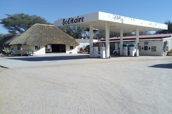 Solitaire - Deserto da Namíbia - UmTour