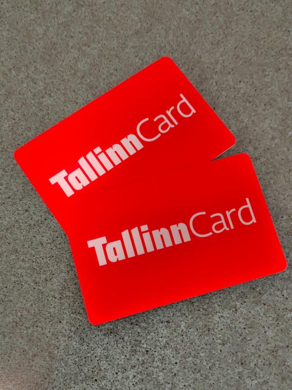 Tallinn Card - Estônia