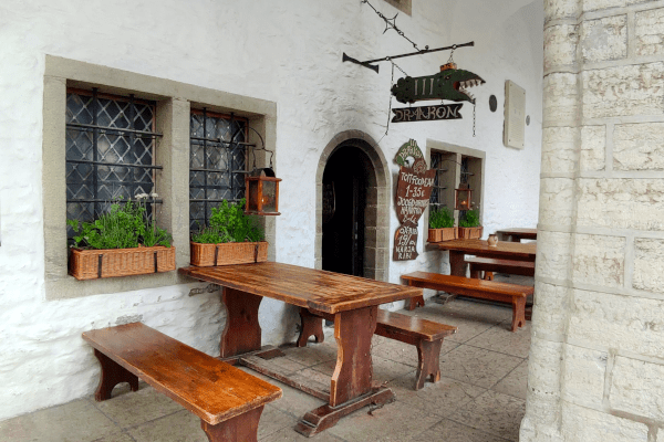 Taverna III Draakon - Tallinn - Estônia