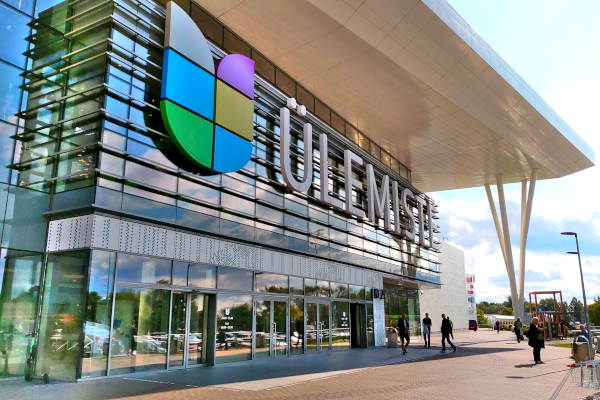 Shopping Ulemiste - Tallinn - Estônia
