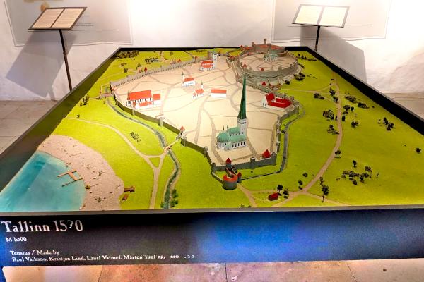 Cidade Antiga de Tallinn - Estônia
