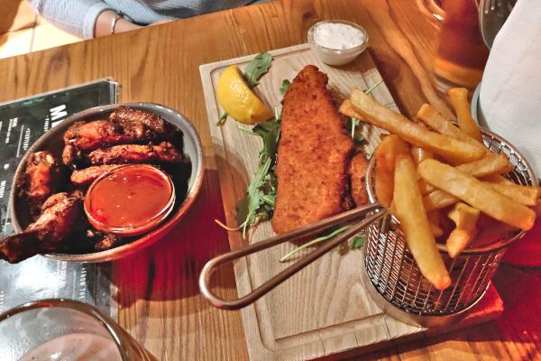 Estocolmo - Suécia - House of Burgers - UmTour