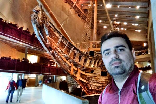 Estocolmo - Suécia - Vasa Museum - UmTour