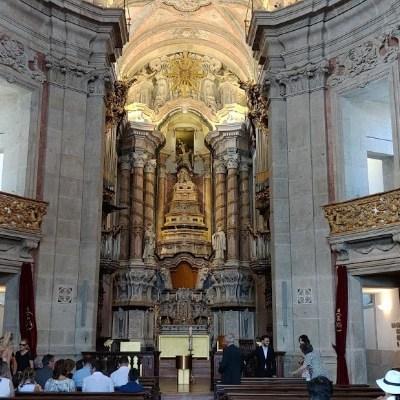 Igreja dos Clérigos - Porto