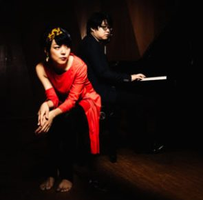 小田朋美と三枝伸太郎 アーティスト写真